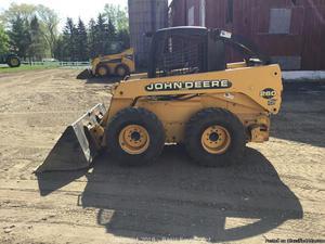 John Deere 260 Skid Steer