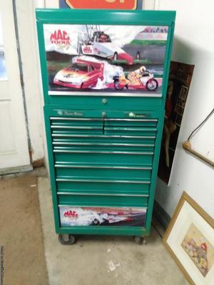 Mac tool box