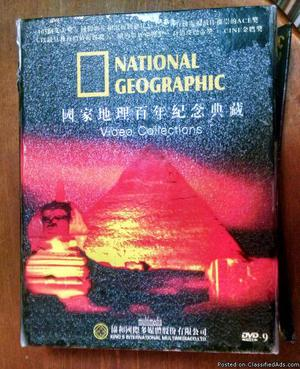 National Geographic 100-Movie Collection