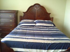 Beautiful Queen Sized Bedroom Set