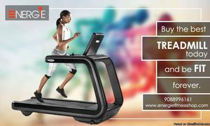 Buy Best Quality Treadmill Only At Energie Fitness Shop