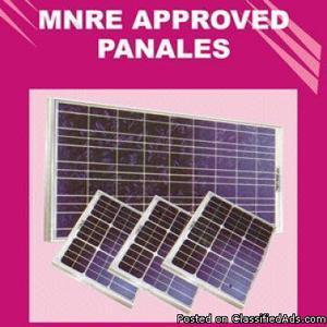 MNRE Approved Solar Panels
