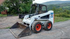 Bobcat 763G Skid Steer Low Price