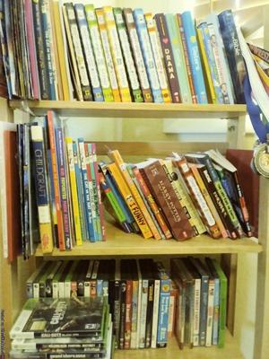 Books and games