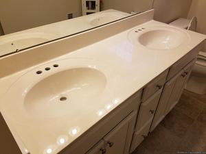 Bathroom vanity top new