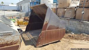 BUCKETS & ATTACHMENTS FOR SALE IN PUBLIC AUCTION