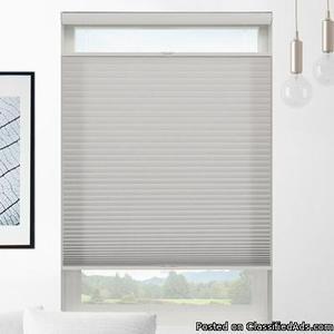 Window Shade/Honeycomb Cellular Design