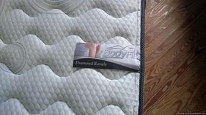 BodyFit 221 Full Size Mattress w Box Spring