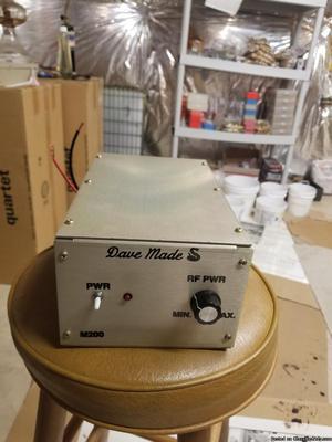 Dartz rf 100 bi liner amplifier | Posot Class