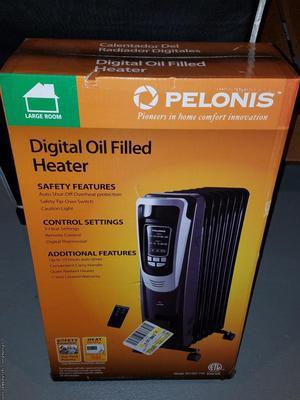 Oil Heater 50 Gal Brock Ib50 0 Posot Class