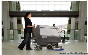 Most Effective Industrial and Commercial Floor Cleaning