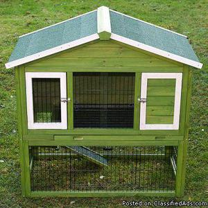 Buy UK Made High-Quality Rabbit Hutches in the United