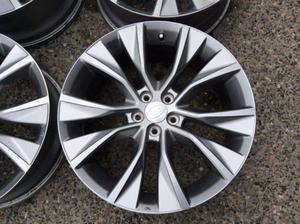 Painted Aluminum Rims