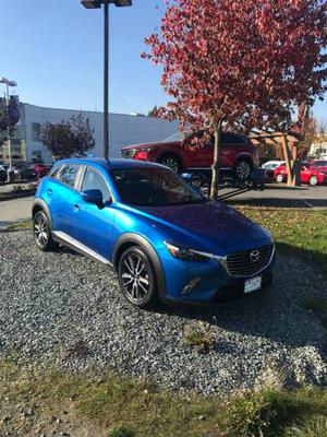 TOP OF THE LINE!!  MAZDA CX-3 GT TECH AWD!!
