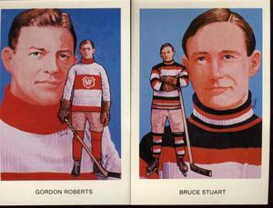 2 Post Cards Hockey Hall of Fame Ottawa Senators