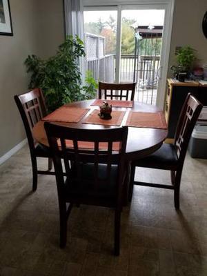 5 piece Dining Room Set