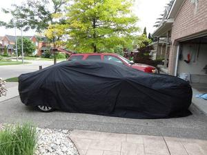 "Brand New OEM Audi/VW Large Car Cover -210"" x75"" x58"""