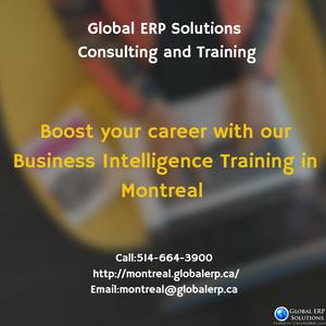 Business Intelligence (BI) Training in Montreal