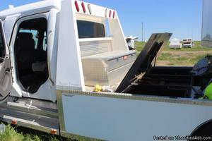 Freightliner M2 Crew Cab For Sale