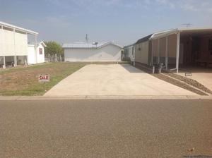 Own your own RV Lot for Winter in Mission, TX