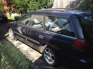 Subaru Legacy Wagon AWD AUTO