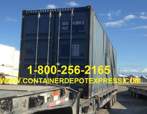 *** USED STEEL STORAGE CONTAINERS FOR RENT!!!