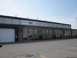 to  sq ft industrial space St-Jean-sur-Richelieu