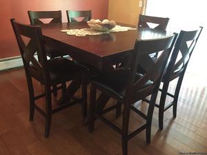 7 Pcs Dining Room Set