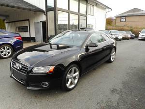 Audi A5 Quattro 2.0T Premium Plus
