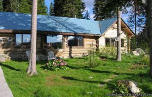 Fly Fishing Lodge Vacation
