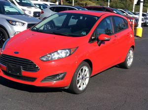 ★ Ford Fiesta SE Only 54km & Sun roof ★