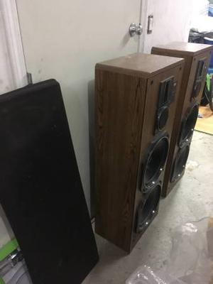 Sansui Tower Speakers