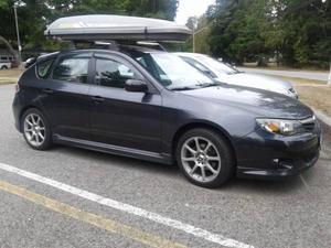 Subaru Impreza 2.5 Limited Wagon