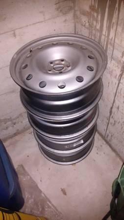 Subaru Rims