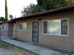 2 beds 1 bath single family home for rent in Riverside, CA