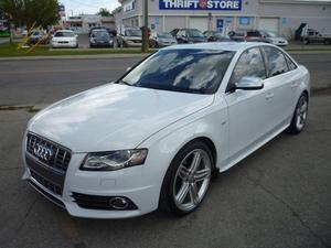 Audi S4 3.0 (S tronic)