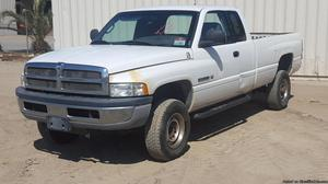** DODGE RAM  EXTENDED CAB PICKUP TRUCK