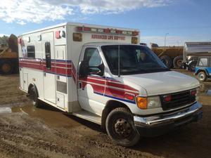 Ford F450 Ambulance - Ex Government