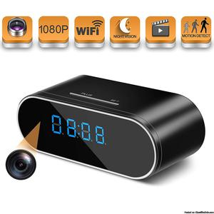 Hidden Camera WiFi Spy Camera