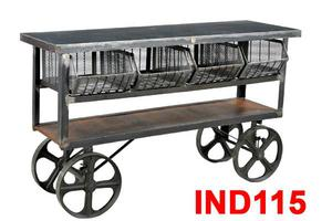 Industrial Trolley Bin Carts on Sale 50% Off!