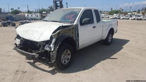 ** NISSAN FRONTIER EXTENDED CAB PICKUP TRUCK