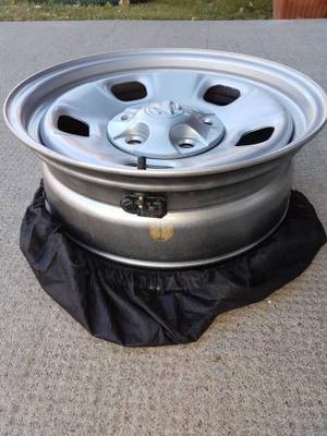 New Dodge Steel Wheels