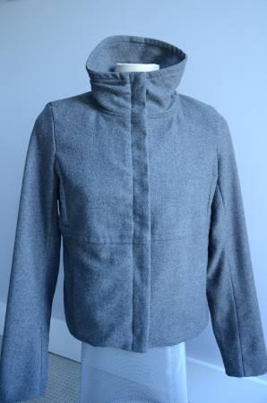 Women's Grey wool Gap jacket size XS