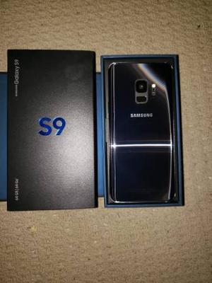 Brand new in box never used samsung s9