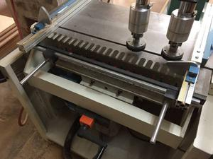 Cabinet-maker closing shop selling Woodworking Equipment