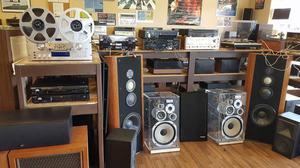 Seeking Vintage Stereo Equipment,Tubes,ETC