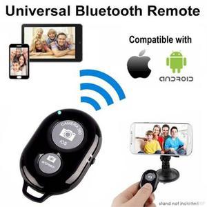 Wireless Bluetooth Camera Shutter Remote Control for