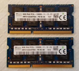 8GB Memory laptop/notebook DDR3/PC3.