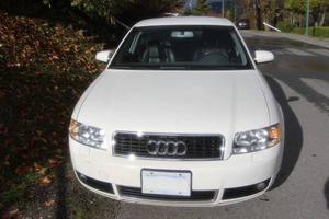 Audi A Low milage: