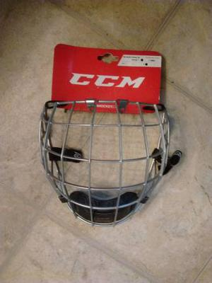 Brand New CCM Resistance Player Face Mask Size M